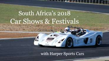 2018 Car Shows with Harper Sports Cars