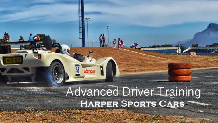 Advanced Driver Training with Harper Sports Cars