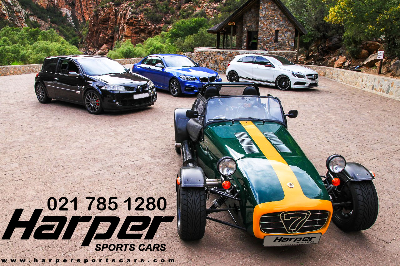 The Harper Sports Cars Service Promise